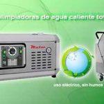 hidrolimpiadoras de alta presión