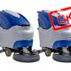 Nos complace presentaros la nueva fregadora de suelos Rapid 40