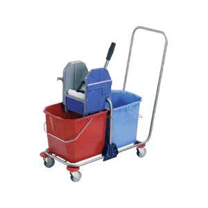 Carro de limpieza con prensa - Modelo 500