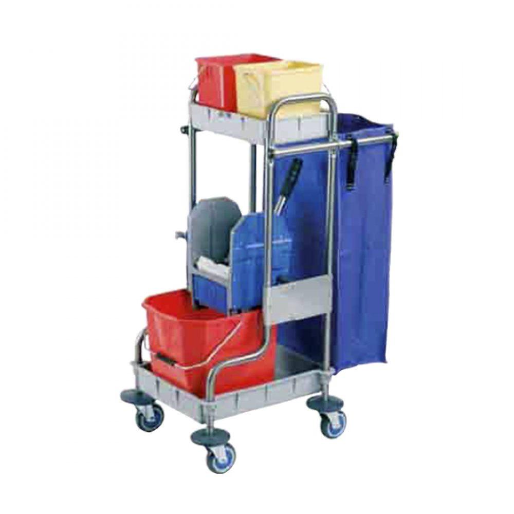 Carro de limpieza multifunción | Modelo 570