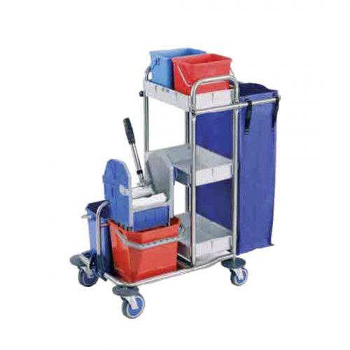Carro de limpieza multifunción | Modelo 575 / 15 LT