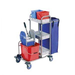Carro de limpieza multifunción | Modelo 575 / 25 LT