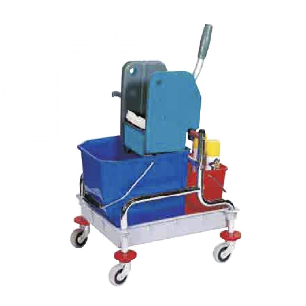 Modelo 410 - carro profesional para fregado de suelos