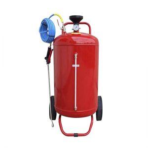 Nebulizador de espuma de acero 100 L