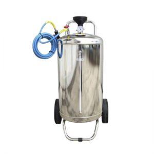 Nebulizador de espuma de acero inoxidable 100 L