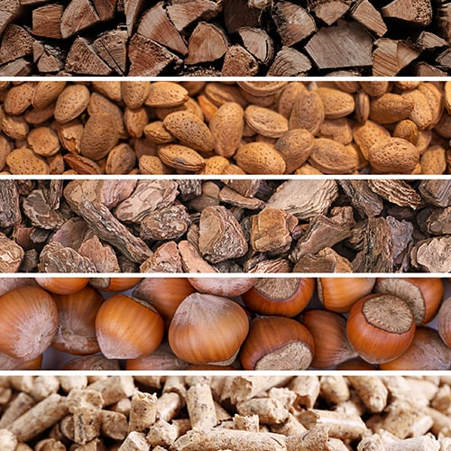 Generadores de calefacción biomasa