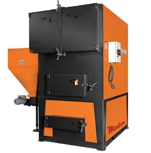 Generadores de calefacción biomasa EKO BT