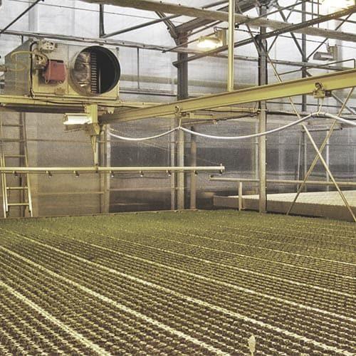 Generadores de aire caliente diesel gas -agricultura