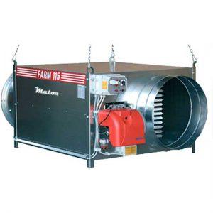 Generador aire caliente FARM