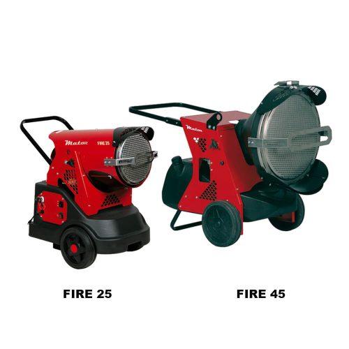 calefaccion por rayos infrarrojos - FIRE
