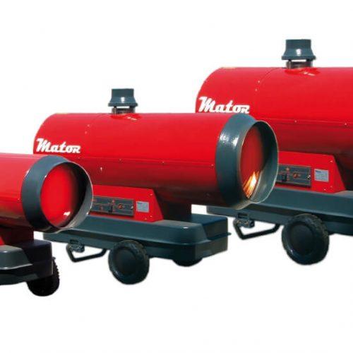 Generadores de combustión diesel indirecta