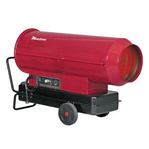 Generadores de aire caliente JETZ GE 105
