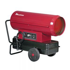 Generadores de aire caliente JETZ GE 65