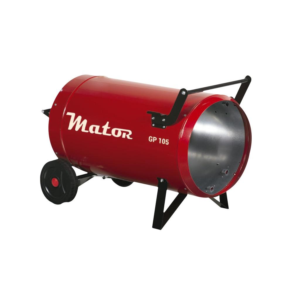Generador de aire caliente a Gas GP 105