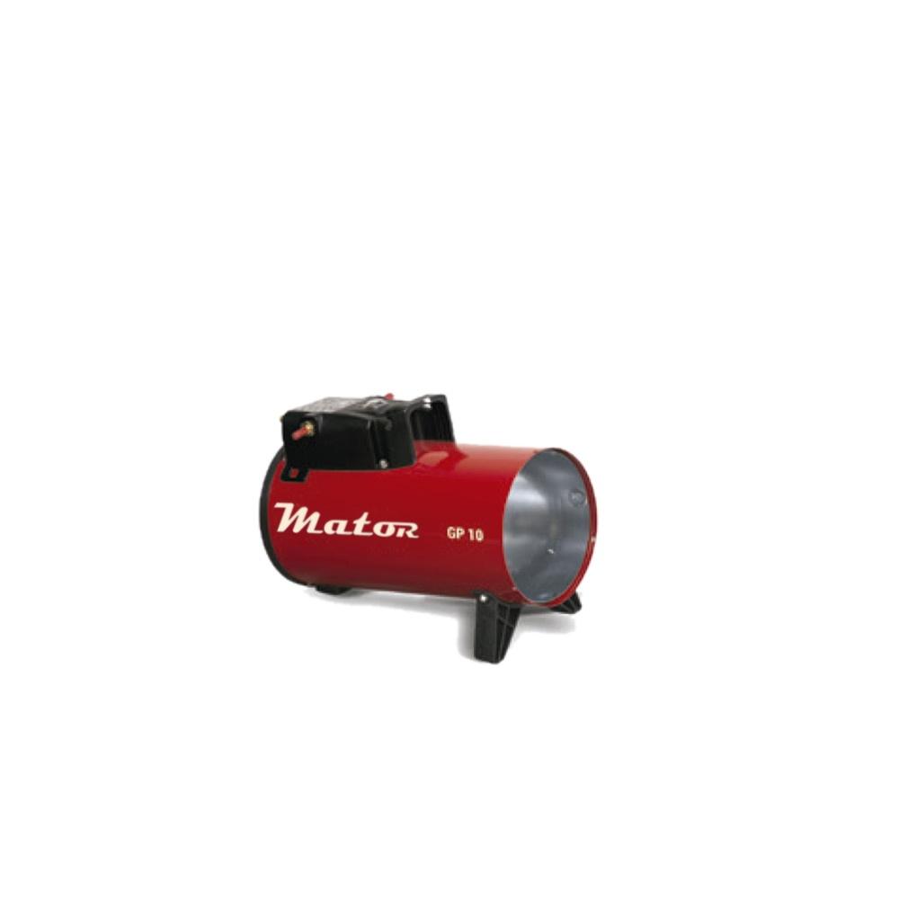 Generador de aire caliente a Gas GP 10 - GP 18
