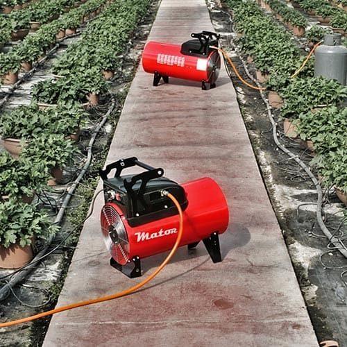 Generador gp invernadero