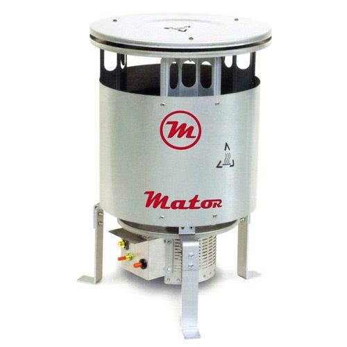 Calefactor convector / radiador a gas GW