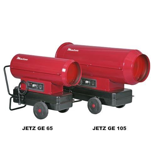 generador calefacción