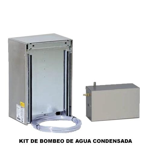 kit de bombeo de agua condensada