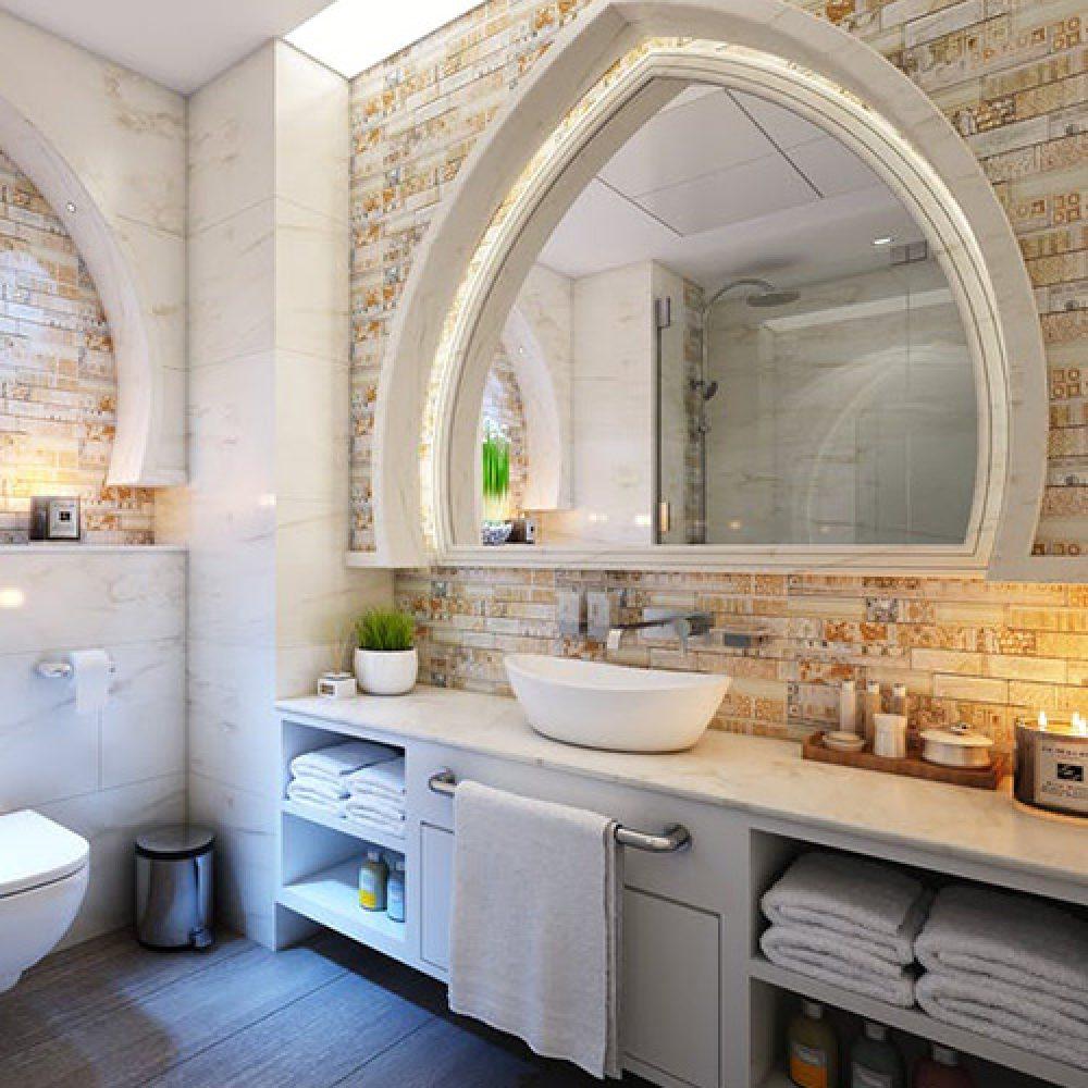 limpia cristales antivaho baño