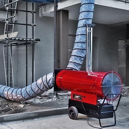 Generadores aire caliente G-STAR PHOEN