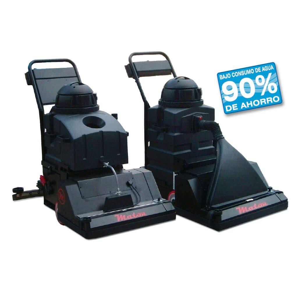 Fregadora barredora de suelos combinada roller-2x500e-bc-pral