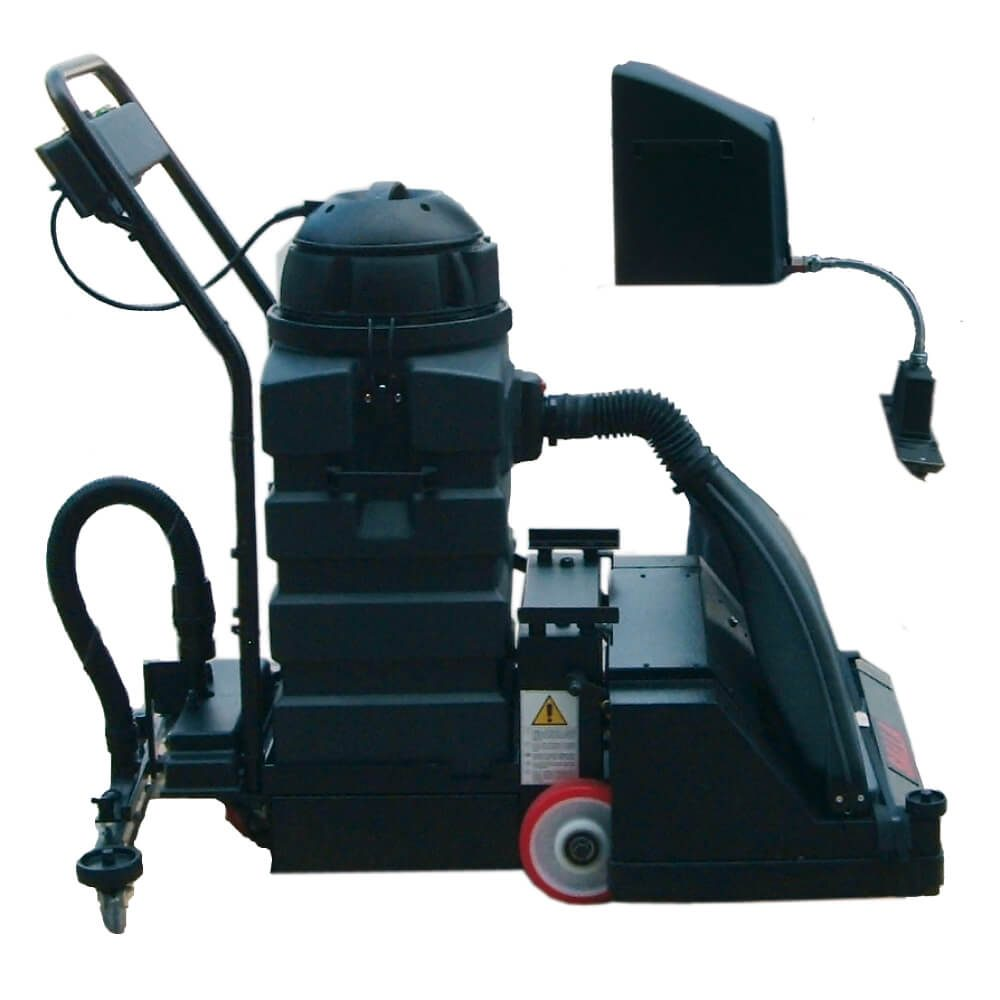 Fregadora barredora de suelos combinada roller-2x500e-bc-m-modo-barredora