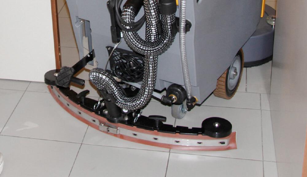 FREGADORA tracción manual, round-45-carro-secado