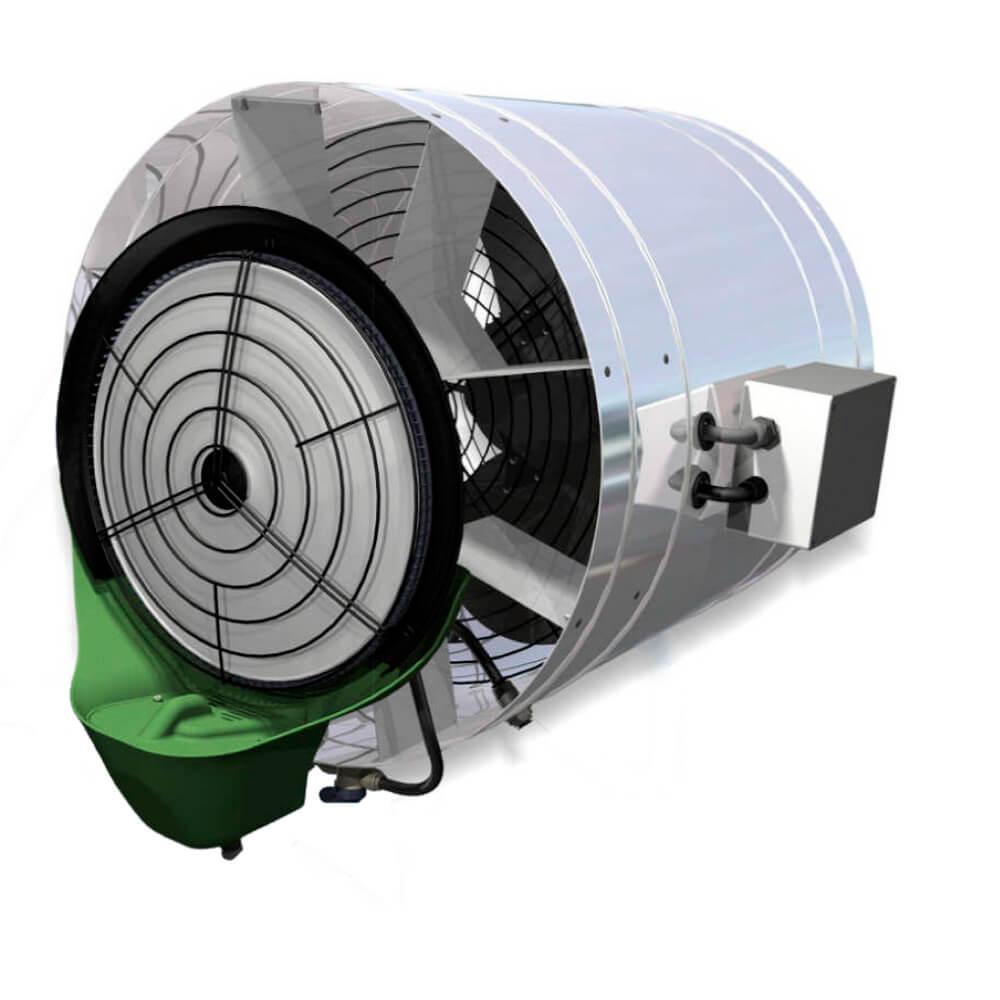 humidificador ucp-ux