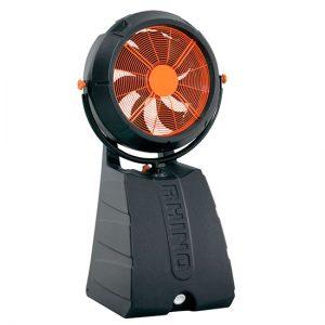Ventilador velocidad regulable