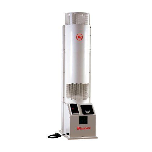 Generador aire caliente vertigo