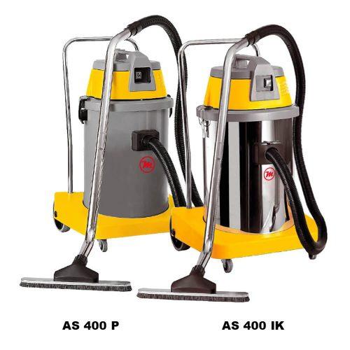 Aspiradores industriales de polvo y líquidos, 1.450W, 54L