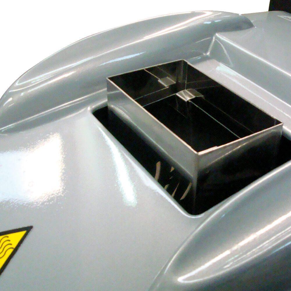 Hidrolimpiadora de agua caliente 200bar - 900L/h