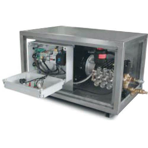 Hidrolimpiadora agua fría desde 150bar - 900L/h