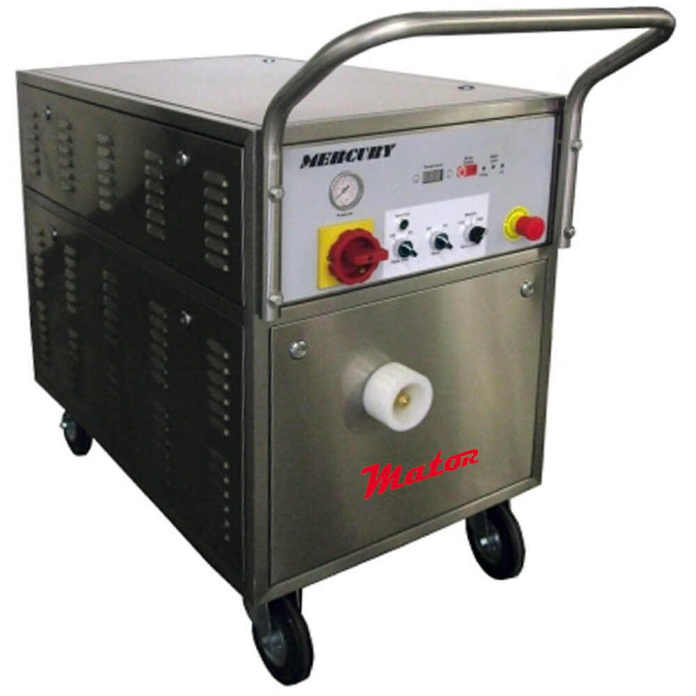 MERCURY 50 10 bar, 50 kW, 100 L/h