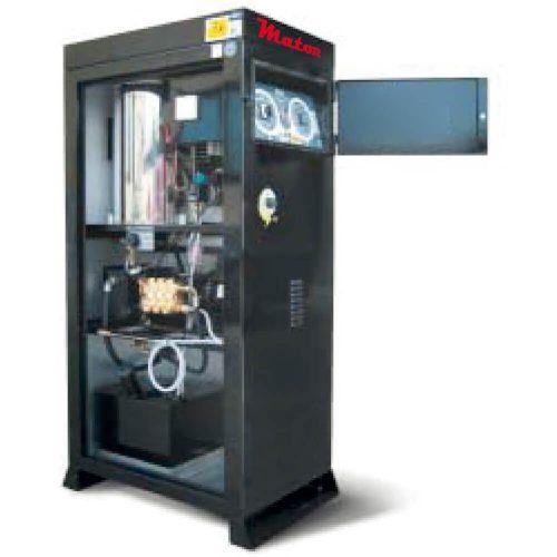 Equipo fijo de agua caliente a presión desde 150bar - 900L/h