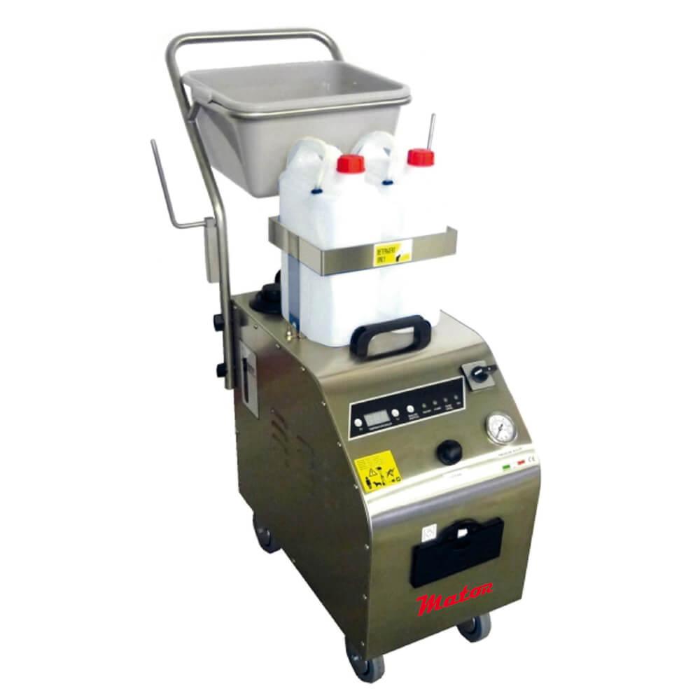 generador de vapor SUPERNOVA 9 bar, 4.5 kW, 6.8 L/h