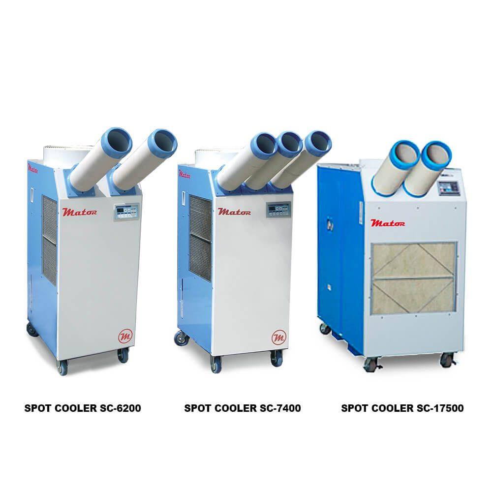 Aire acondicionado portátil Spot Cooler