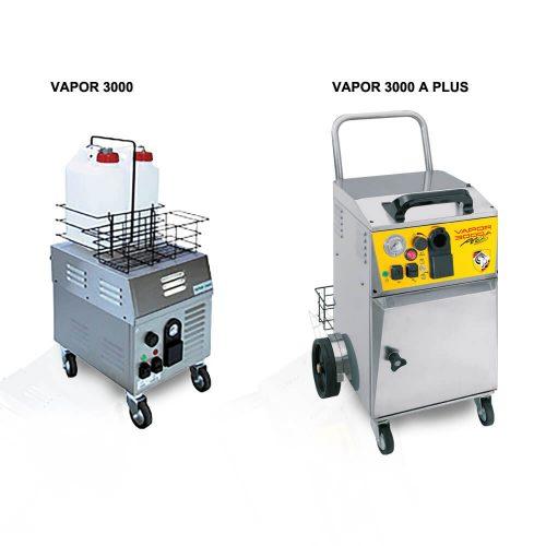Generadores de vapor industriales 3000 plus