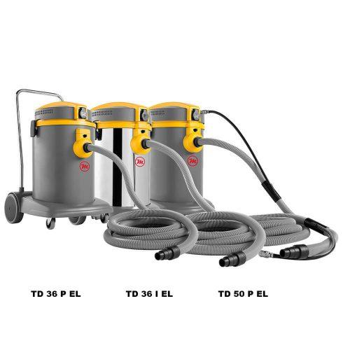 Aspiradores polvo con conexión herramientas eléctricas