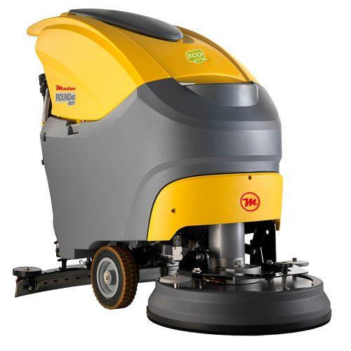 fregadora de suelos automatica