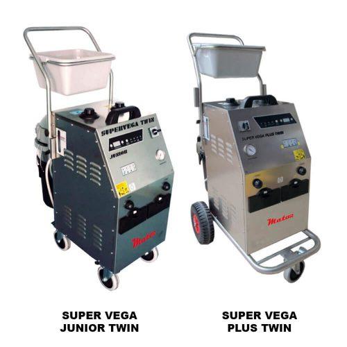 vapor-3000-pral x 2 limpiadoras de vapor industriales
