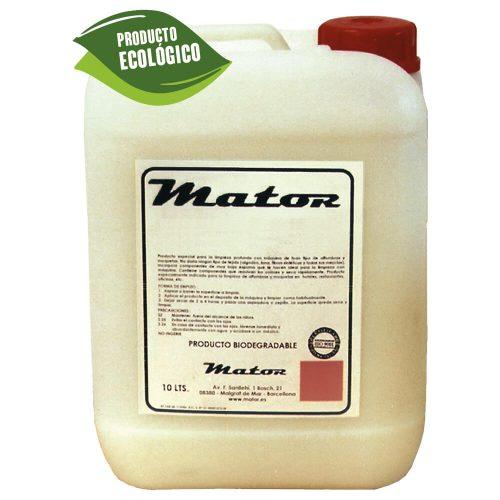 Productos químicos de limpieza ecológico