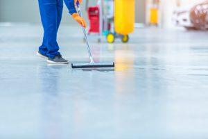 limpieza industrial suelos