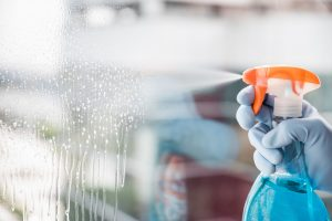 limpieza limpiacristales profesional