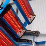 calefaccion por rayos infrarrojos