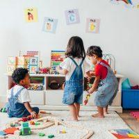 Productos de limpieza para guarderías y centros educativos