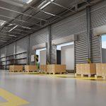 Aerotermo eléctrico industria