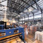 ventilación fabricas