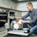 como mantener lavavajillas limpio